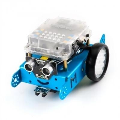 Makeblock mBot輪型機器人V1.1 (藍色藍牙版)