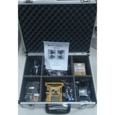 iPOE A1輪型機器人教具箱含使用手冊