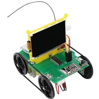 iPOE A6 AI影像無人車教具箱