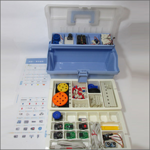 iPOE P1積木機器人教具箱