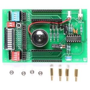 CPLD學習發展電路板成品