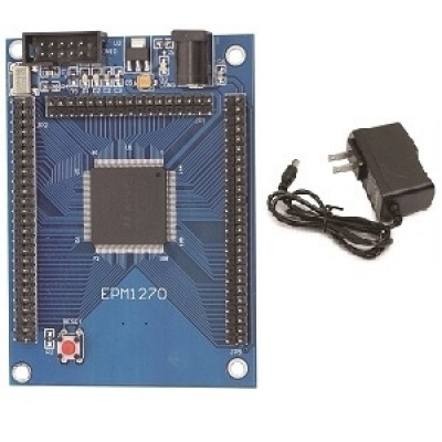 CPLD主控板成品(MAXII EPM1270)(含變壓器、光碟)