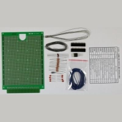 乙級數位電子術科多工顯示器母板含零件