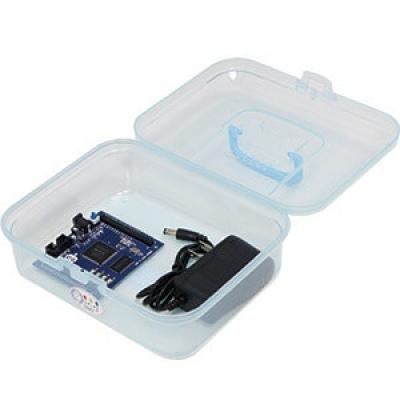 CPLD EPM1270 主控板教具箱(含變壓器5V)