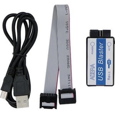CPLD/FPGA USB下載器(含排線、USB線)