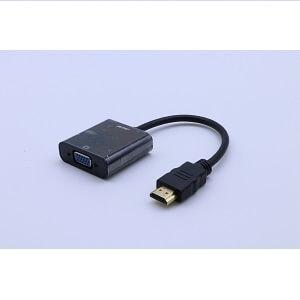 樹莓派 HDMI 轉VGA 影像轉換線