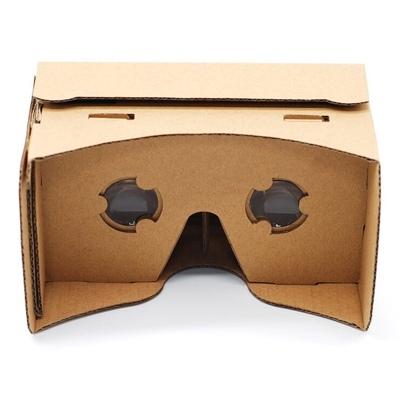 3D紙盒眼鏡(無附頭帶款)
