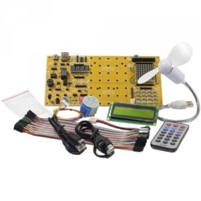 iPOE M2 多功能實驗板與配件教具箱(MEB2.0)(AMA與PLD認證適用)