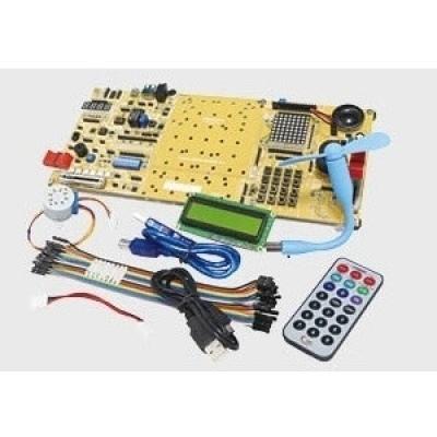 iPOE M3 多功能實驗板與配件教具箱(MEB3.0)(AMA與PLD認證適用)