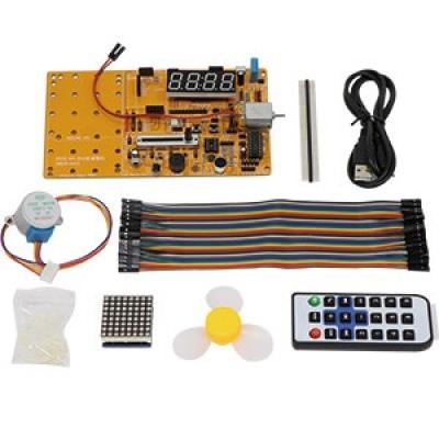iPOE M4 Maker多功能實驗板與配件教具箱