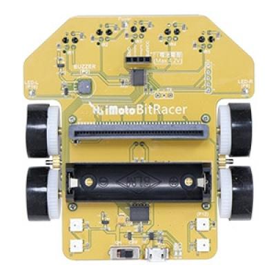 iMoto BitRacer 競速機器人智慧車(含收納盒)-micro:bit V1.5及V2.0適用