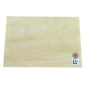 iPOE 2.5mm椴木板(含環形碼)