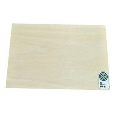 iPOE 5.0mm椴木板(含環形碼)