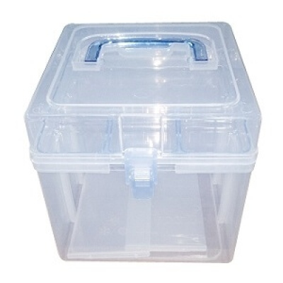 雙層塑膠盒(iPOE A1、B1、P5、mBot適用)