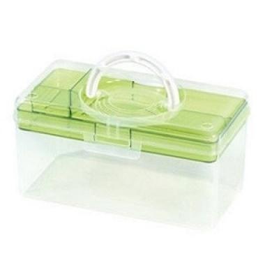 長方雙層塑膠盒(iPOE M2適用)