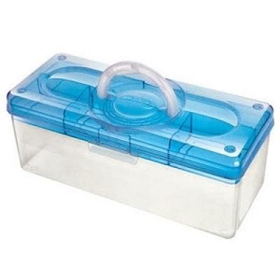 長方雙層塑膠盒(iPOE M3適用)