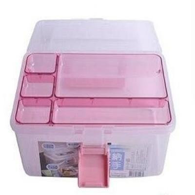 雙層塑膠盒(iPOE A2、A3、機電小木屋、brain go適用 )