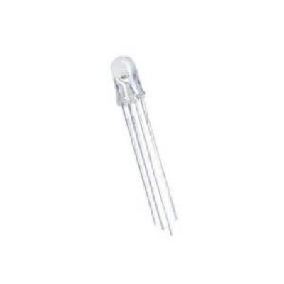 LED 透明 紅光5mm (10入)