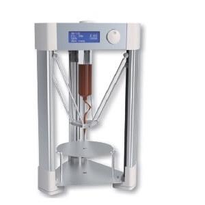三角立體食物3D印表機,成型尺寸100x100x100mm,AC110~220V,50/60Hz,120W
