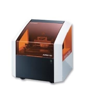 光固化高解析3D印表機,成型尺寸130x70x70 mm,AC110~240V 50/60Hz,DC 24V/0.6A,15 W