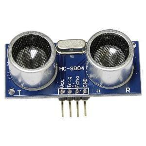 HC-SR04超音波模組(單顆)