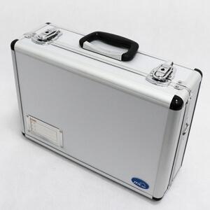 Alpha1 Pro 人形機器人專用攜帶鋁箱組(含電池、充電器、方形底座展示架)