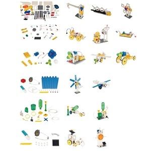 動力能源GO模組-電學、氣動、風力、水力、太陽能
