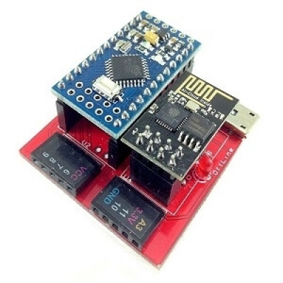 Webduino 馬克 1 號開發板