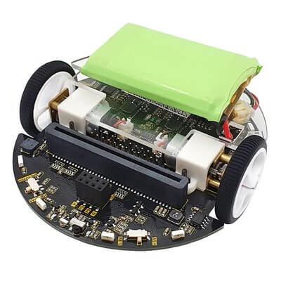 Webduino MoonCar登月小車 (不含控制板)