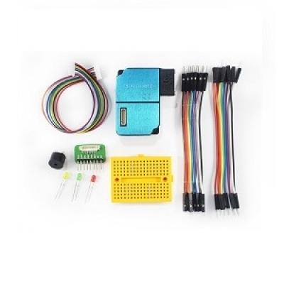 Webduino 空氣偵測教具盒