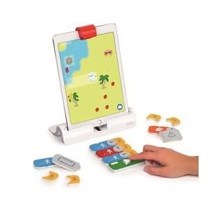 Osmo虛實遊戲互動系統-程式歷險記