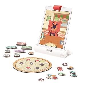 Osmo虛實遊戲互動系統-小小創業家