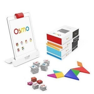 Osmo虛實遊戲互動系統-聰明學習包