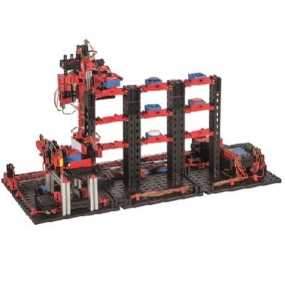 fischertechnik 自動化高架倉儲系統
