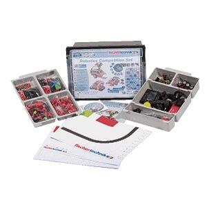 可程式化(動力)機器人教學FT模組(含電池、充電器)