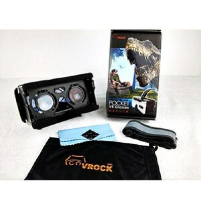 Vrock口袋式VR眼鏡教具箱(濾藍光版)(30隻/箱)