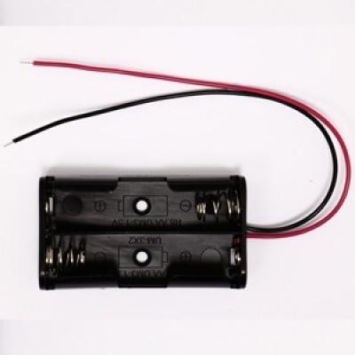 電池盒 (輸出3V) (可裝3號電池2顆)
