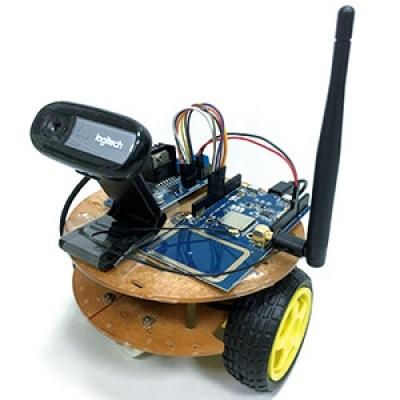 Ameba專題製作-視訊遙控車