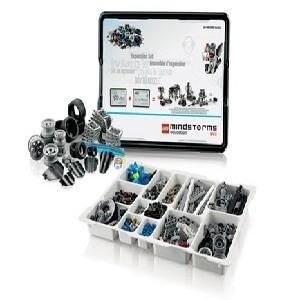 樂高 機器人擴充教具箱#45560