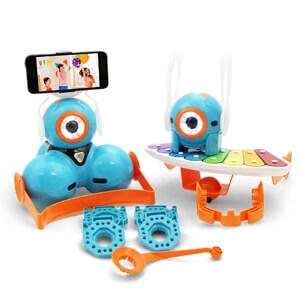 Dash&Dot程式教育機器人豪華組合包