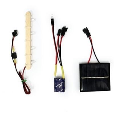 太陽能燈泡組材料包