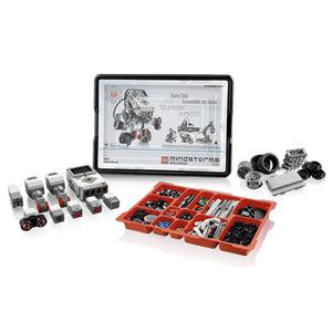 樂高EV3機器人教育版 # 45544 (競賽版)