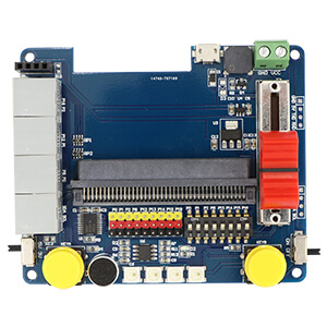 KAISE micro:bit RJ11 感測器擴展板