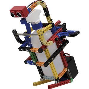 科技寶自動消毒機器人套件(DIY散件包裝)