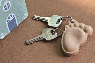 CNC實習材料包 - 浮雕鑰匙圈(5人份)
