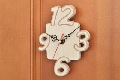 CNC實習材料包 - 時鐘(5人份)