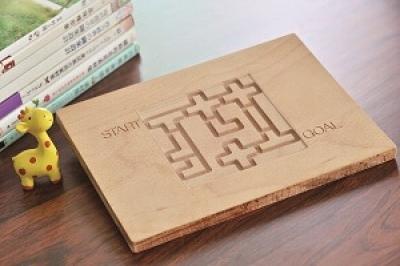 CNC實習材料包 - 自製迷宮(5人份)