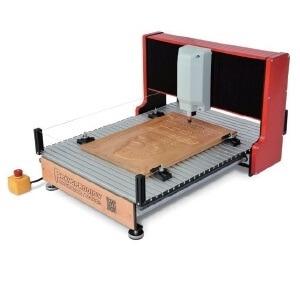 桌上型3軸雕銑機 (BE5070)
