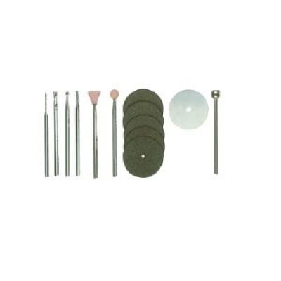 模型製作-鑽銑磨頭13件/組