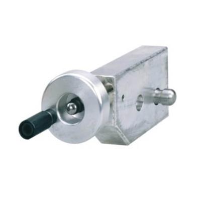 立鑽銑機微動進給裝置